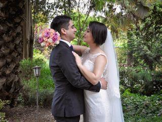 El matrimonio de Ivonne y Jorge 2