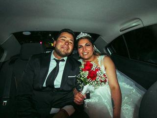 El matrimonio de Tamara  y Patricio