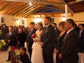 El matrimonio de Tamara  y Patricio  2