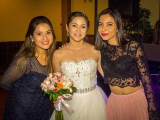 El matrimonio de Daniela  y Diego  2