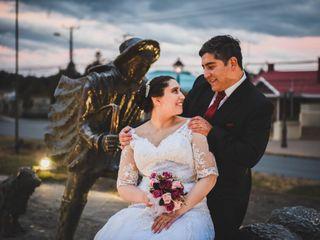 El matrimonio de Natalia y Ernesto