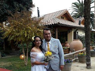 El matrimonio de Paula y Sebastián 1