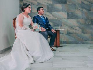 El matrimonio de Said y Carolina 1