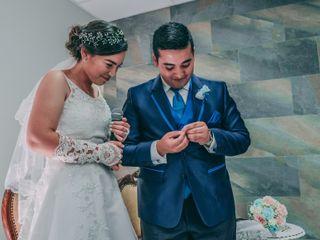 El matrimonio de Said y Carolina 3