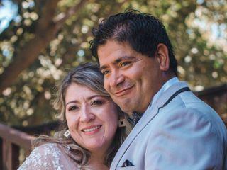 El matrimonio de Oscar y Yosselyn