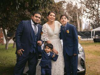El matrimonio de Yesenia y Alan