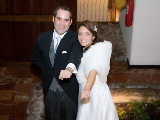 El matrimonio de Constanza y Renzo