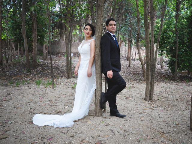 El matrimonio de Ivonne y Jorge