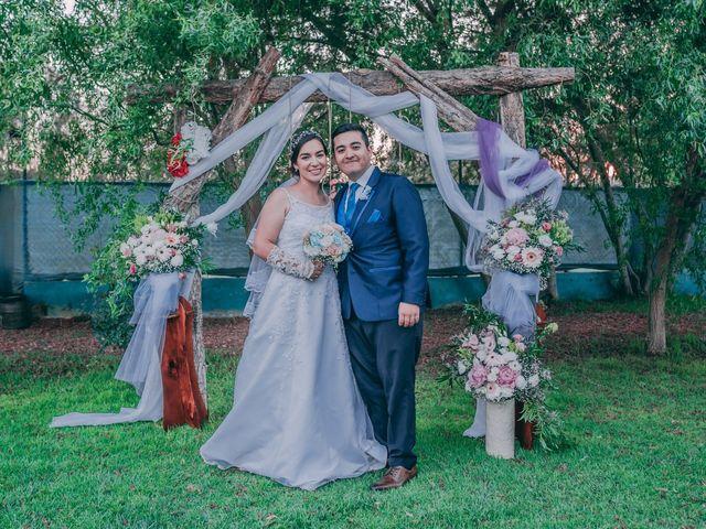 El matrimonio de Said y Carolina