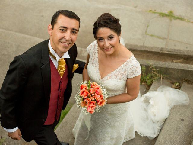 El matrimonio de cecilia y ariel