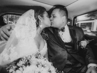 El matrimonio de Sofía  y Cruz José  1