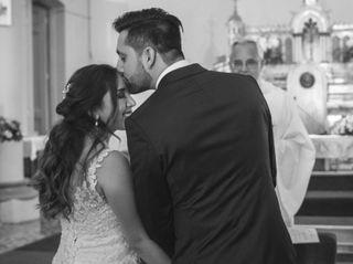 El matrimonio de MaJose y Alex