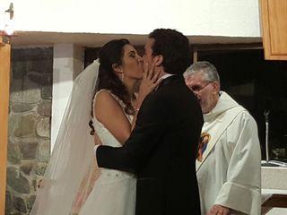 El matrimonio de Sofía y Javier