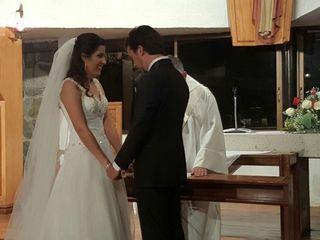 El matrimonio de Sofía y Javier 2