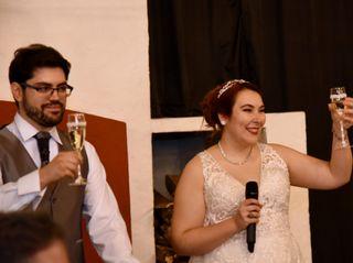 El matrimonio de Consuelo y Mauricio 1