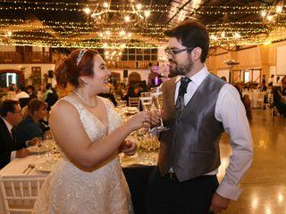 El matrimonio de Consuelo y Mauricio 2