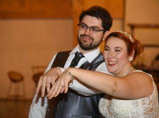 El matrimonio de Consuelo y Mauricio