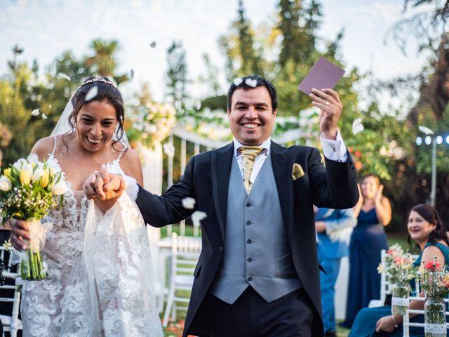 El matrimonio de Isabel y Alexander
