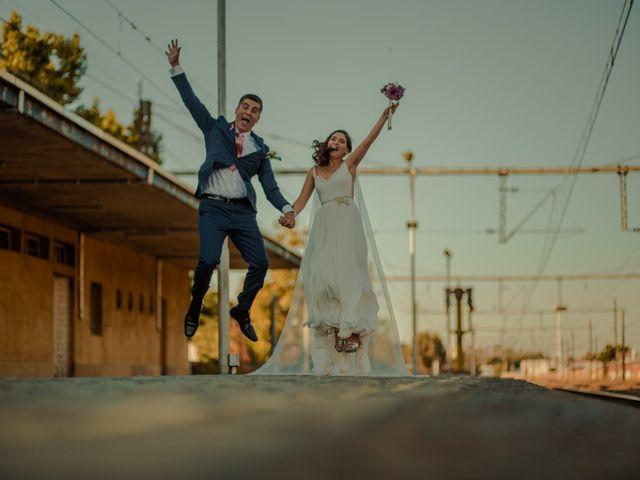 El matrimonio de Ferr  y Seba