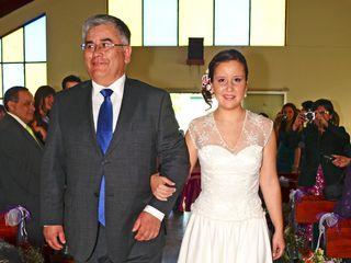 El matrimonio de María José y José Luis 2