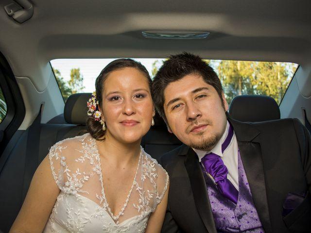 El matrimonio de María José y José Luis