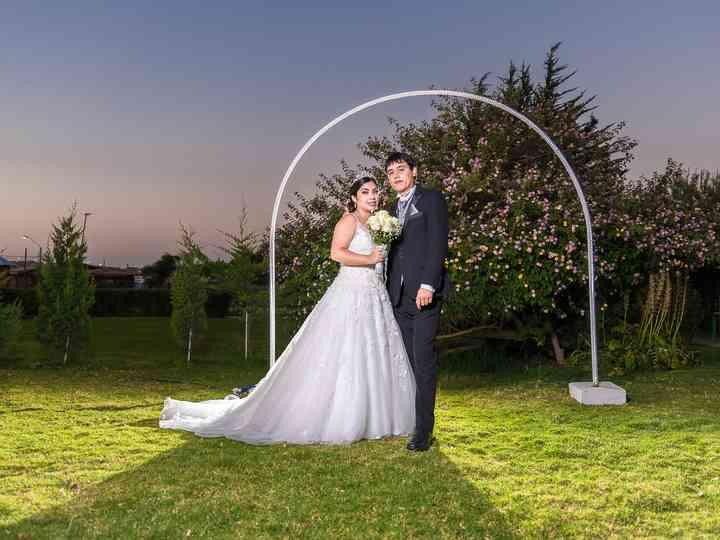 El matrimonio de Yennifer y Jorge
