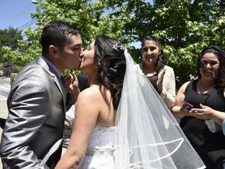 El matrimonio de Paulina  y Rodrigo  2