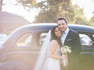 El matrimonio de Carla y Gonzalo