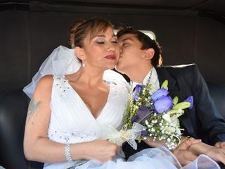 El matrimonio de Judith y Josua 2