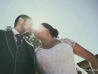 El matrimonio de Alejandra y Elsson 1