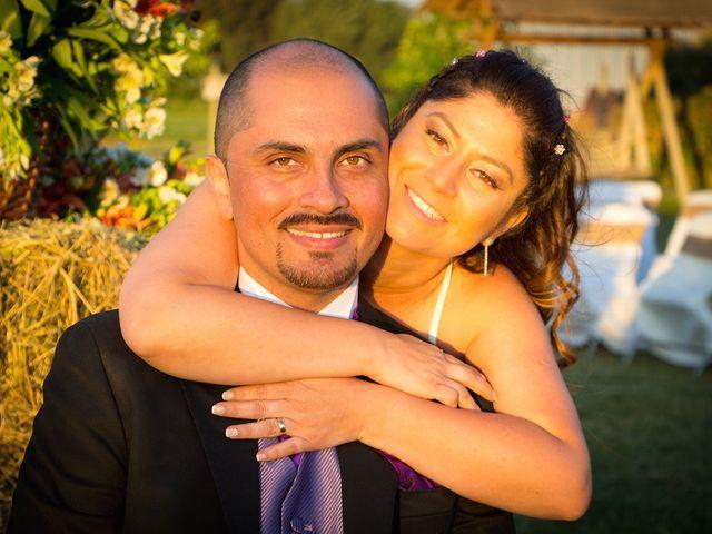 El matrimonio de Antonieta y Germán