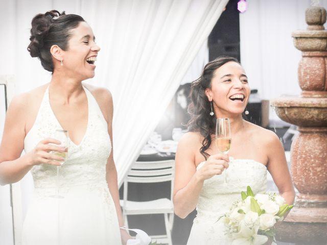 El matrimonio de Mily y Tere