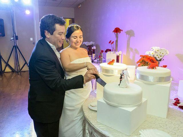 El matrimonio de Katherine y Ricardo