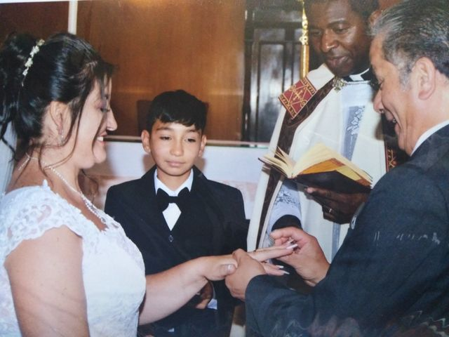 El matrimonio de Patricia y Gustavo
