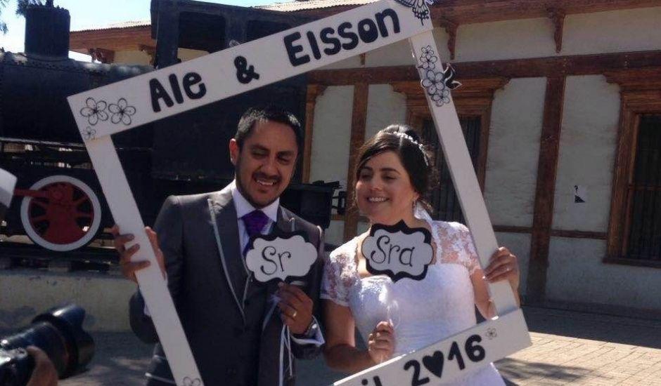 El matrimonio de Elsson y Alejandra en Copiapó, Copiapó
