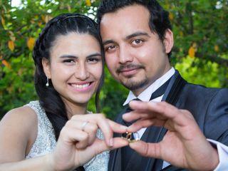 El matrimonio de Millaray y Sebastián
