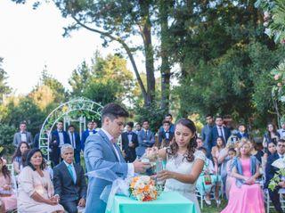 El matrimonio de Italo y Pilar 1