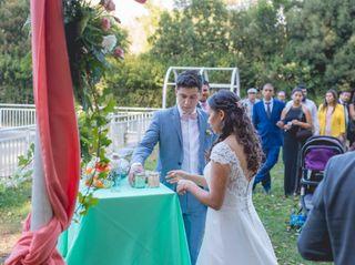 El matrimonio de Italo y Pilar 2