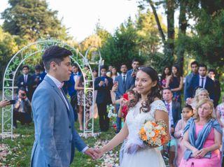 El matrimonio de Italo y Pilar 3