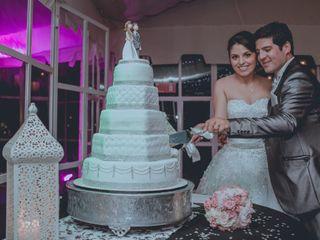 El matrimonio de Ana Karina y Pablo