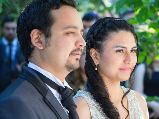 El matrimonio de Sebastián y Millaray en San Bernardo, Maipo 19