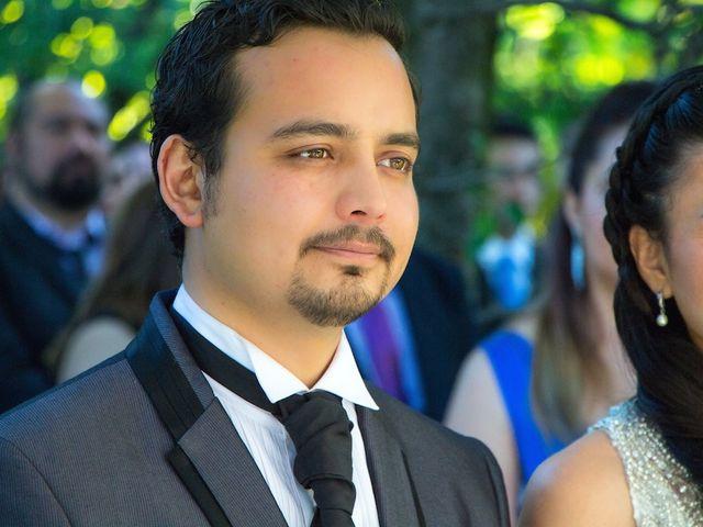 El matrimonio de Sebastián y Millaray en San Bernardo, Maipo 21