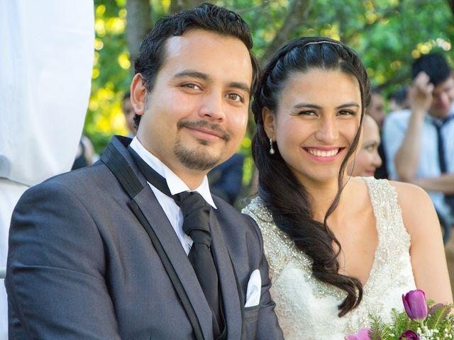 El matrimonio de Sebastián y Millaray en San Bernardo, Maipo 23