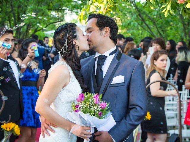 El matrimonio de Sebastián y Millaray en San Bernardo, Maipo 24