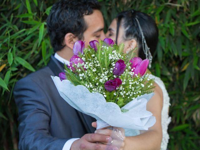 El matrimonio de Sebastián y Millaray en San Bernardo, Maipo 26