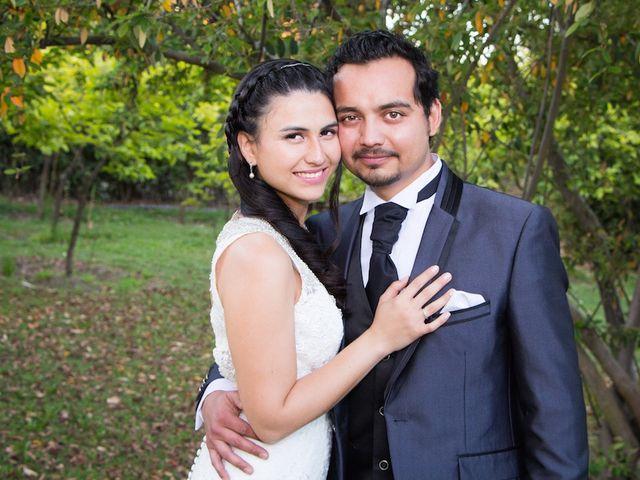 El matrimonio de Sebastián y Millaray en San Bernardo, Maipo 27