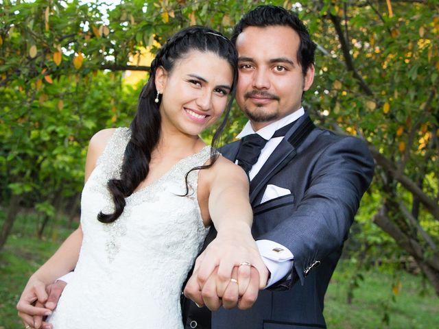 El matrimonio de Sebastián y Millaray en San Bernardo, Maipo 28