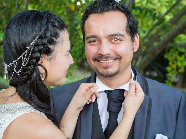 El matrimonio de Sebastián y Millaray en San Bernardo, Maipo 30