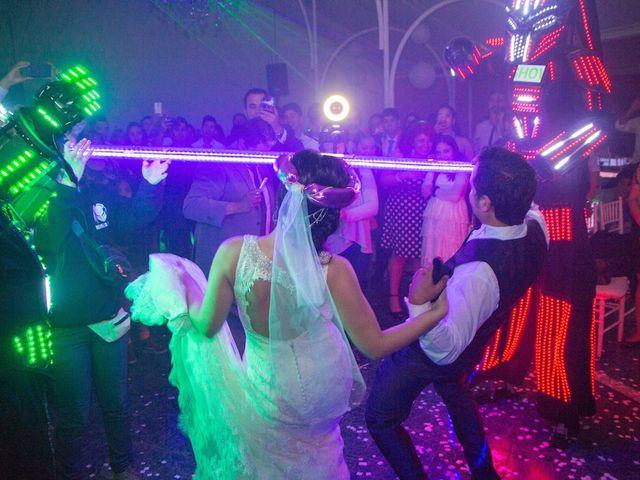 El matrimonio de Sebastián y Millaray en San Bernardo, Maipo 34