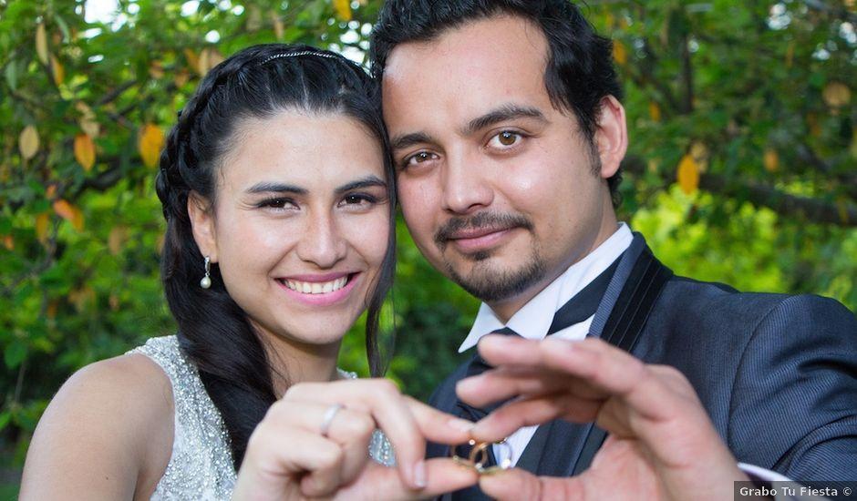 El matrimonio de Sebastián y Millaray en San Bernardo, Maipo